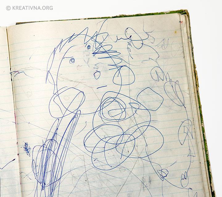 Moja prva bilježnica