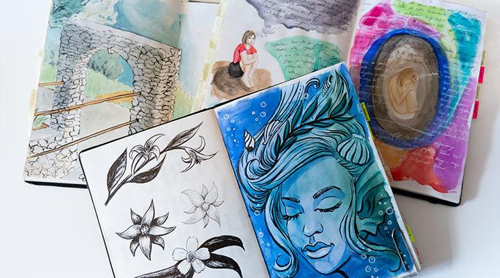Bilježnice (sketchbooks)