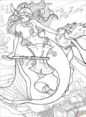 Bojanka vikinška sirena