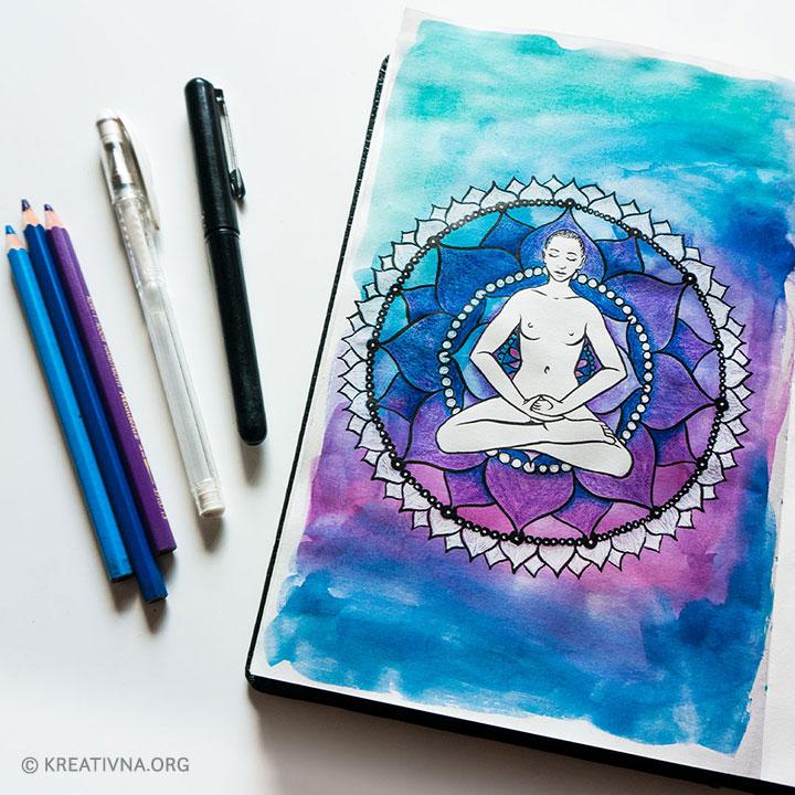 Mandala meditacija