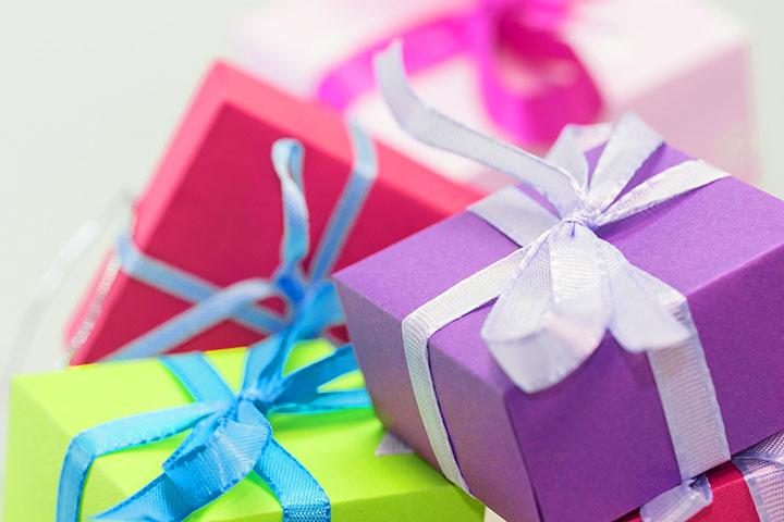 Šareni pokloni
