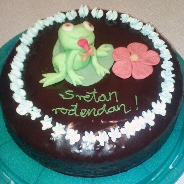 Torta žabac