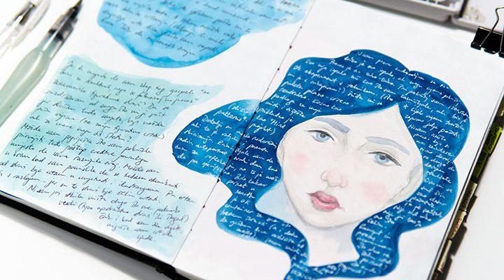 Kako (i zašto) voditi vizualni dnevnik?