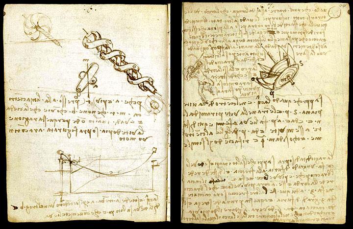 Dnevnik Leonarda Da Vincija