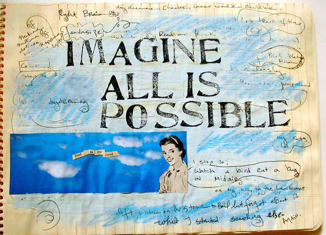 Pečati u vizualnom dnevniku – Lisa Sonora