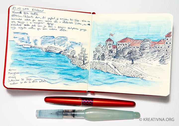 Vizualni dnevnik putovanja u Krakow – Nela Dunato